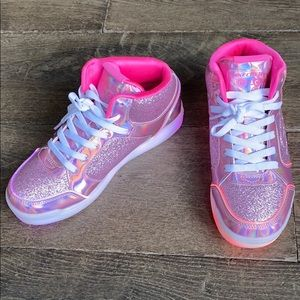 Sketchers Energy Light Ultra pink metallic/sparkle